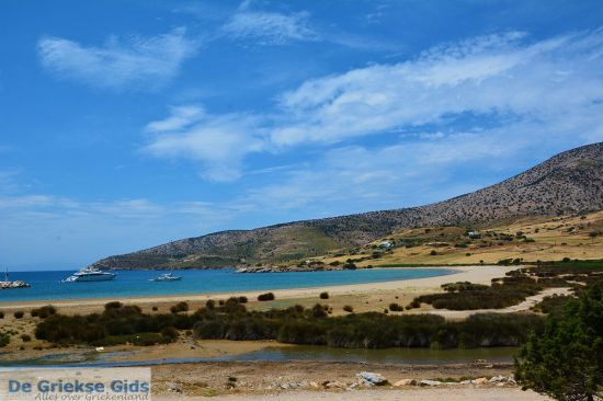 Strand Kalantos Naxos